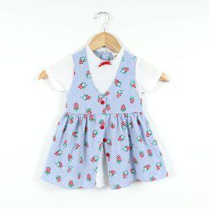 MINI TOGS dress, girl's size 24M